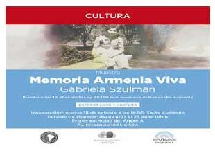 Memoria Armenia Viva