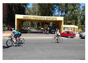 Ecología en Parque Sarmiento