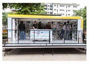 Las Bibliotecas llegan al espacio público